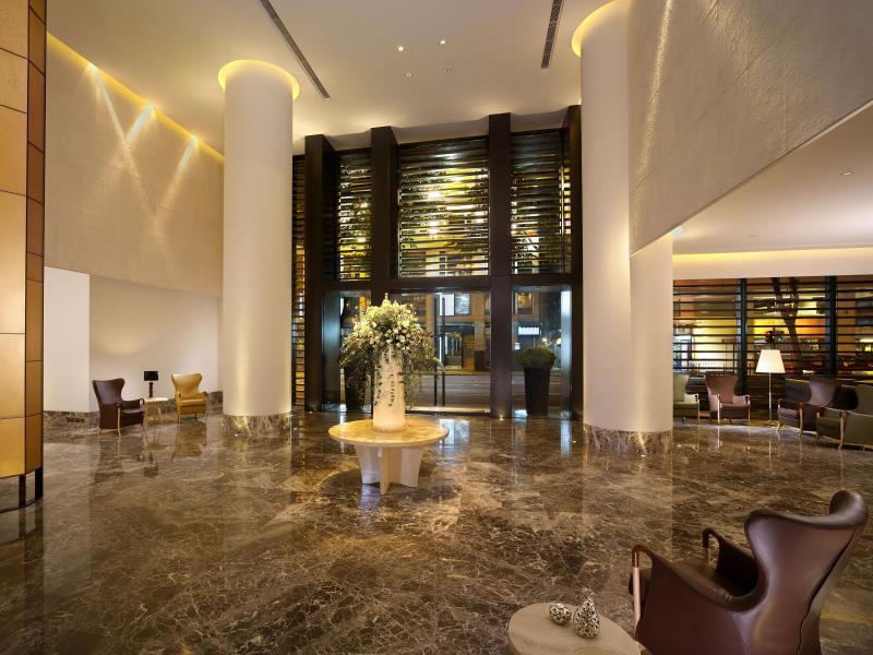 เอ็มไพร์ โฮเต็ล ฮ่องกง หว่านไจ๋ Empire Hotel Hong Kong Wan Chai