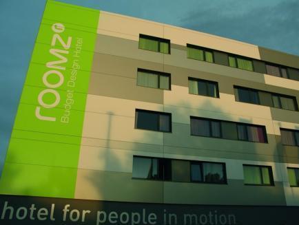 Roomz Vienna Hotel Vienna - Exterior