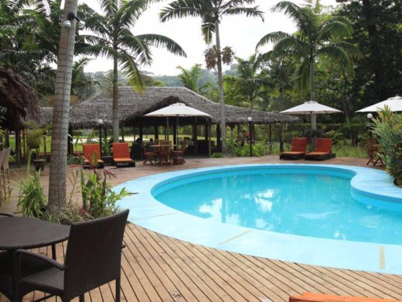Cocomo Resort - Hotell och Boende i Vanuatu i Stilla havet och Australien