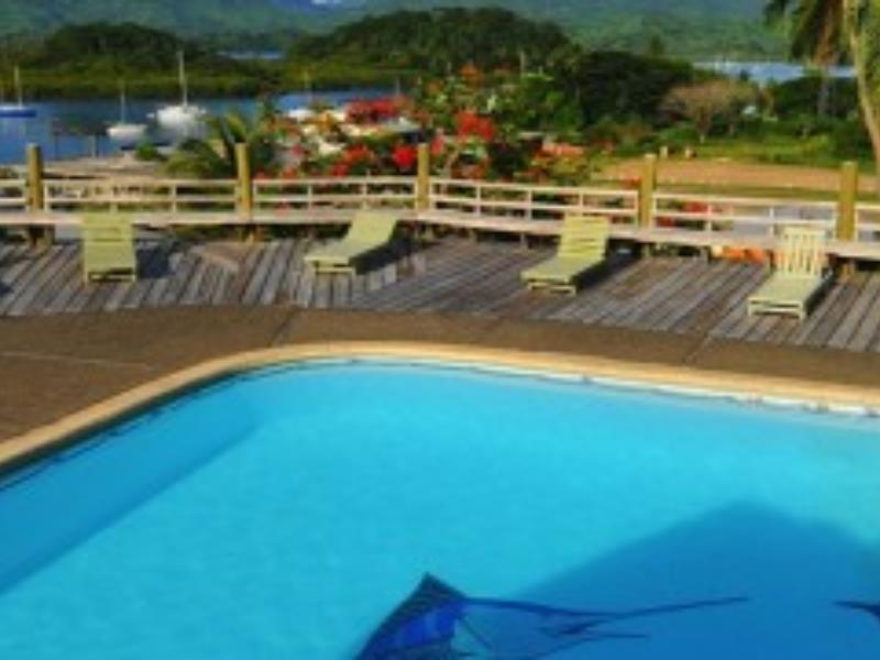 Savusavu Hot Springs Hotel - Hotels and Accommodation in Fiji, Pacific Ocean And Australia