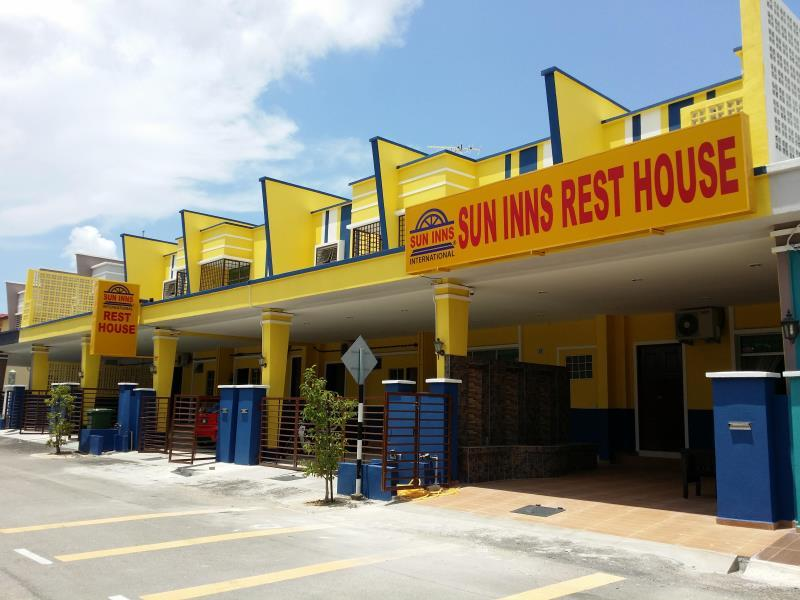 Sun Inns Rest House Kuantan - Hotels and Accommodation in Malaysia, Asia