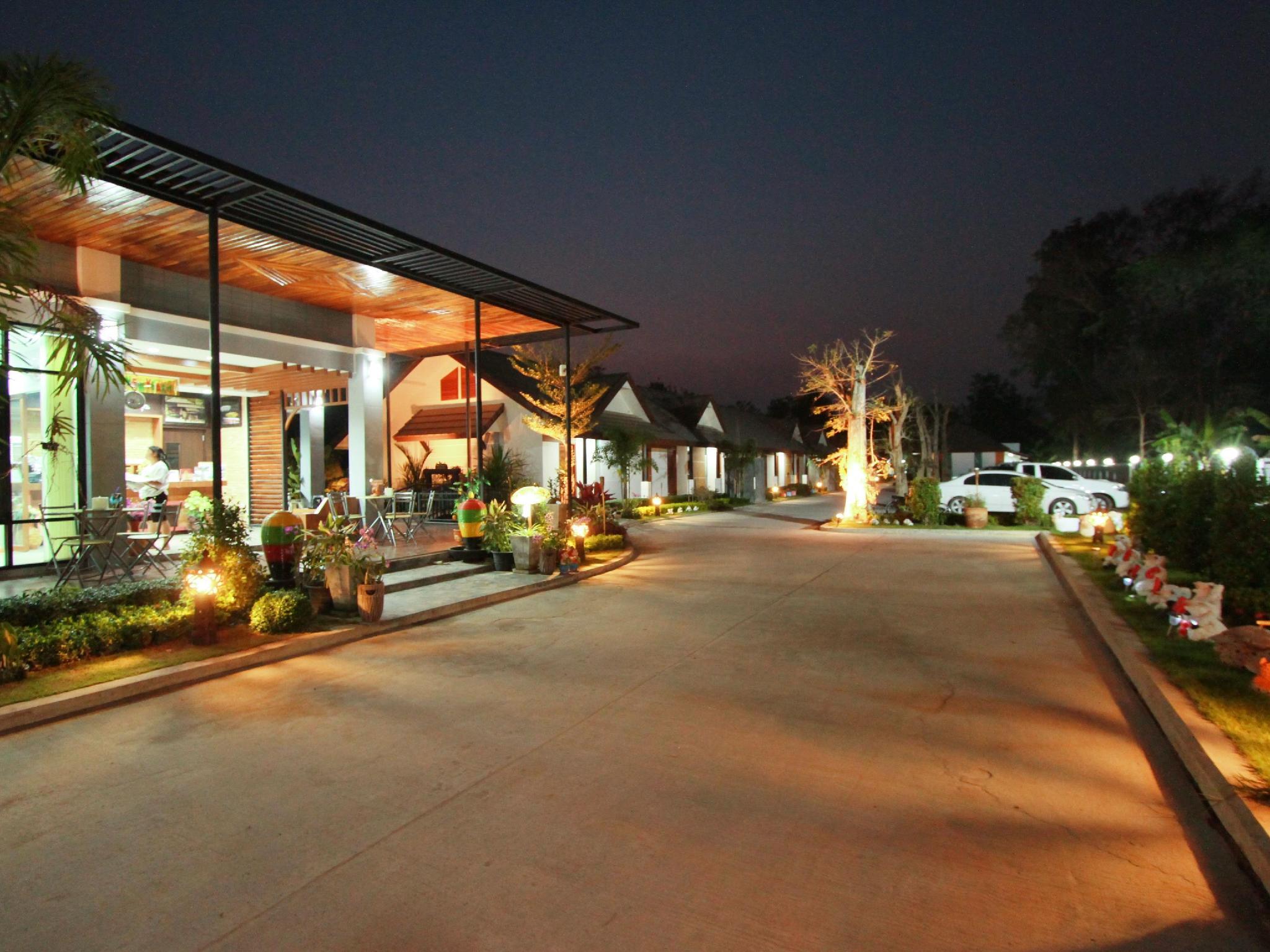 Phakawan Hotel - Hotell och Boende i Thailand i Asien