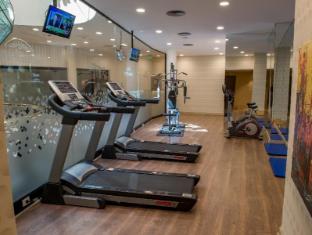 Howard Johnson Plaza Florida Hotel Buenos Aires - fitnes