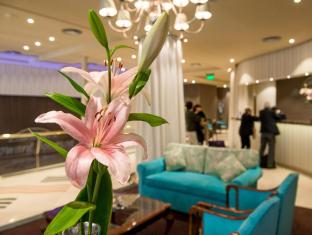 Howard Johnson Plaza Florida Hotel Buenos Aires - recepcija