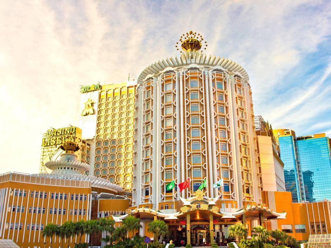 リスボア ホテル