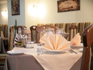 Maxima Slavia Hotel Moscow - Restaurant