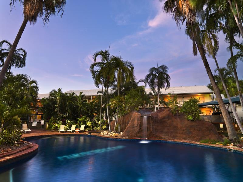 Travelodge Mirambeena Resort Darwin - Hotell och Boende i Australien , Darwin
