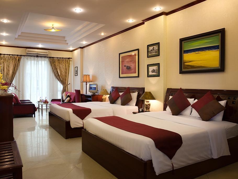 Hotell Hanoi Paradise Hotel