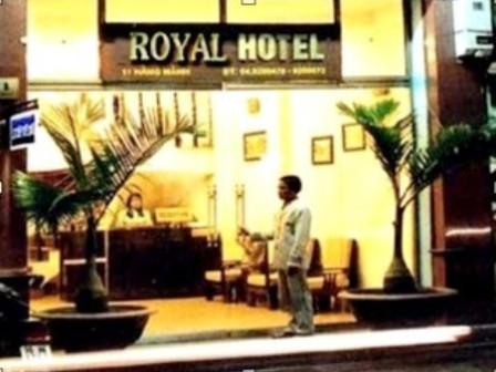 Hotell Royal II Hotel