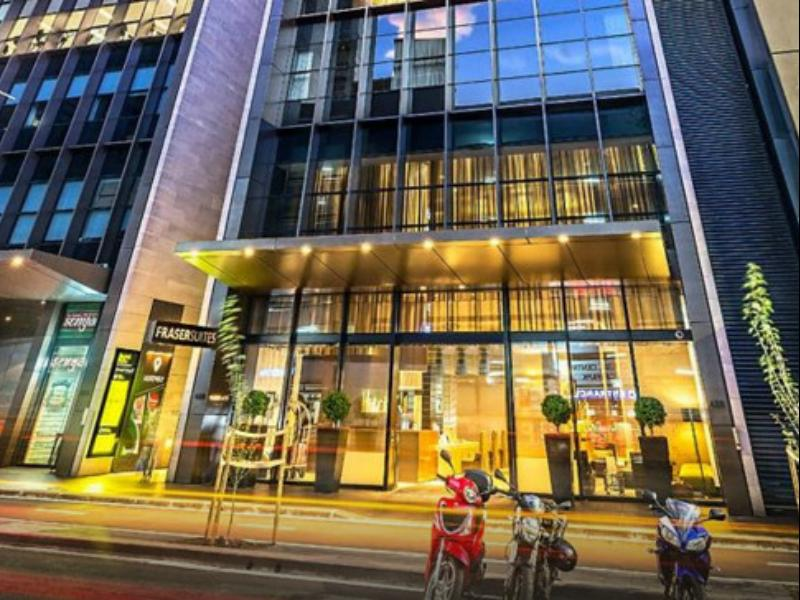 Fraser Suites Sydney Apartments - Hotell och Boende i Australien , Sydney