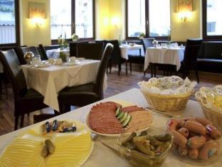 Fair Hotel Gallus Francfort-sur-le-Main - Buffet