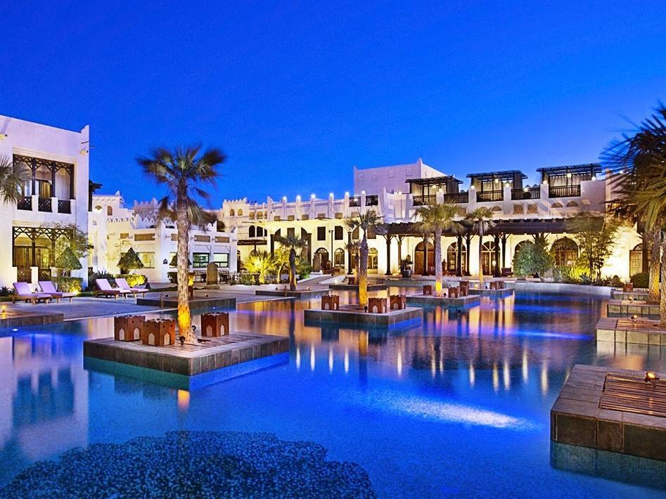 Sharq Village and Spa, A Ritz-Carlton Hotel - Hotels and Accommodation in Qatar, Middle East