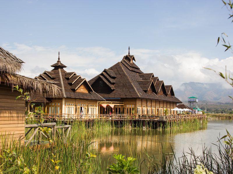 Royal Nadi Resort - Inle Lake