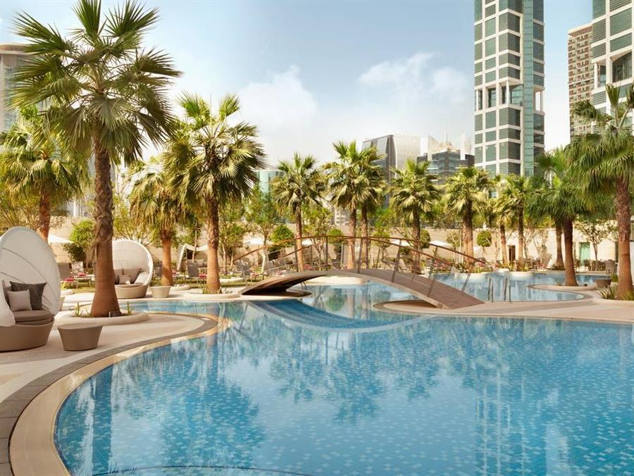 Shangri-La Hotel Doha - Hotels and Accommodation in Qatar, Middle East
