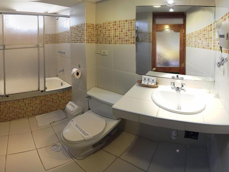 Hotel De la Villa Hermoza - Hotell och Boende i Peru i Sydamerika