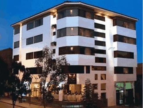 Hotel El Puma - Hotell och Boende i Peru i Sydamerika