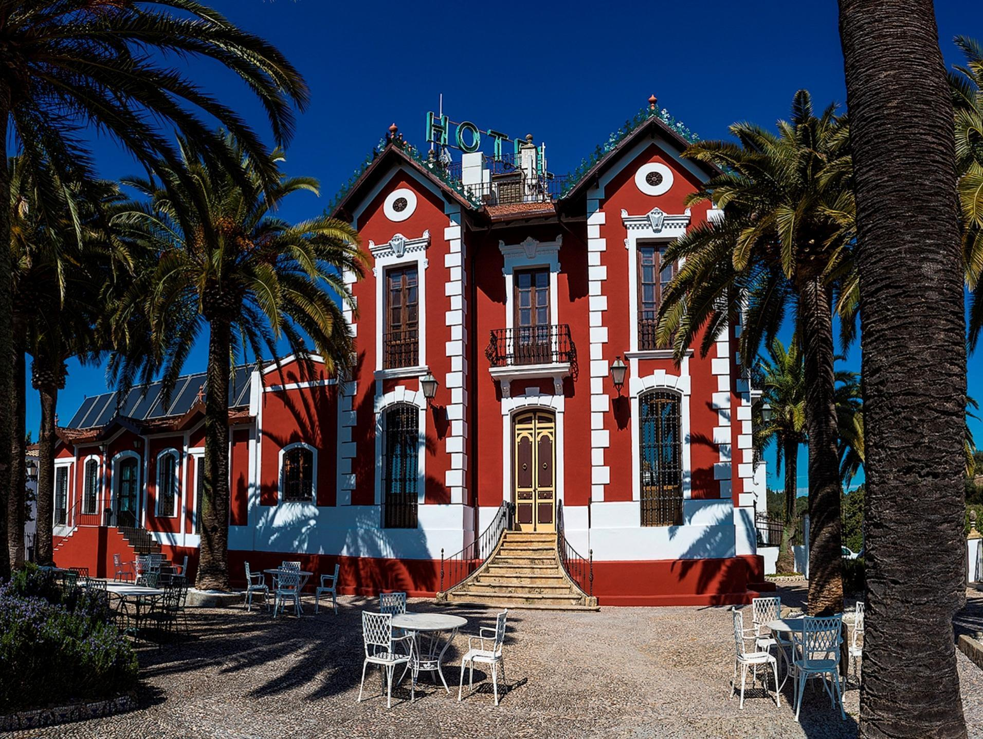 Hotel Abetos del Maestre Escuela - Hotels and Accommodation in Argentina, South America