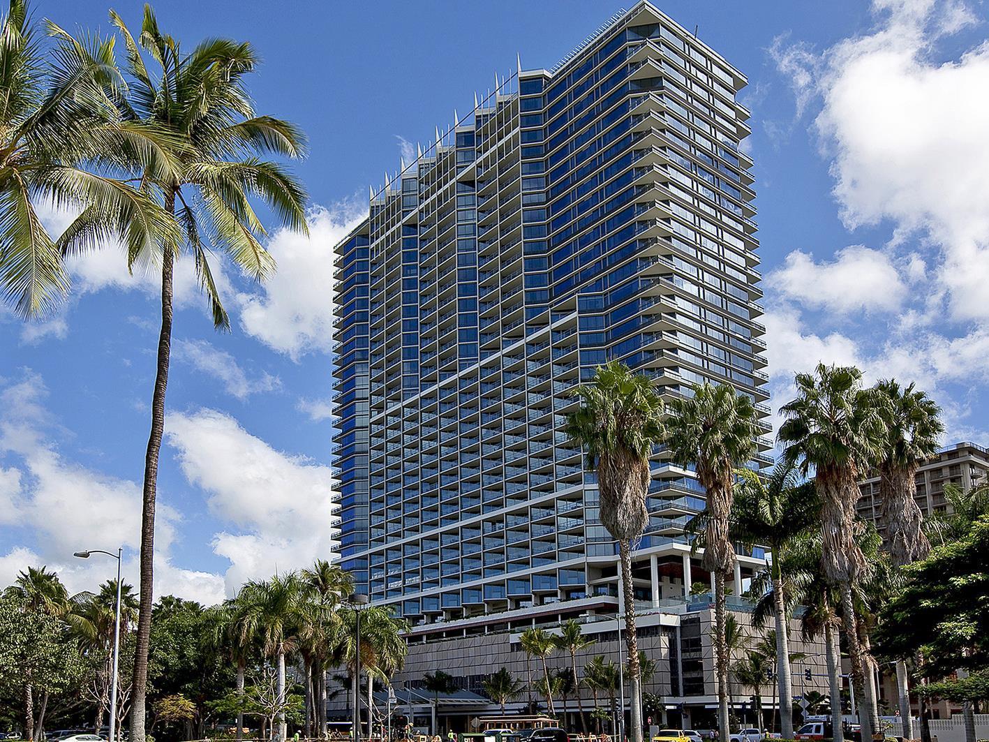 Trump Waikiki By Hawaii 5-0 Vacation Rentals - Oahu Hawaii