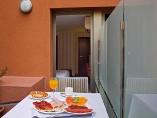 Hotel Zenit Borrell Barcelona - Erkély/Terasz