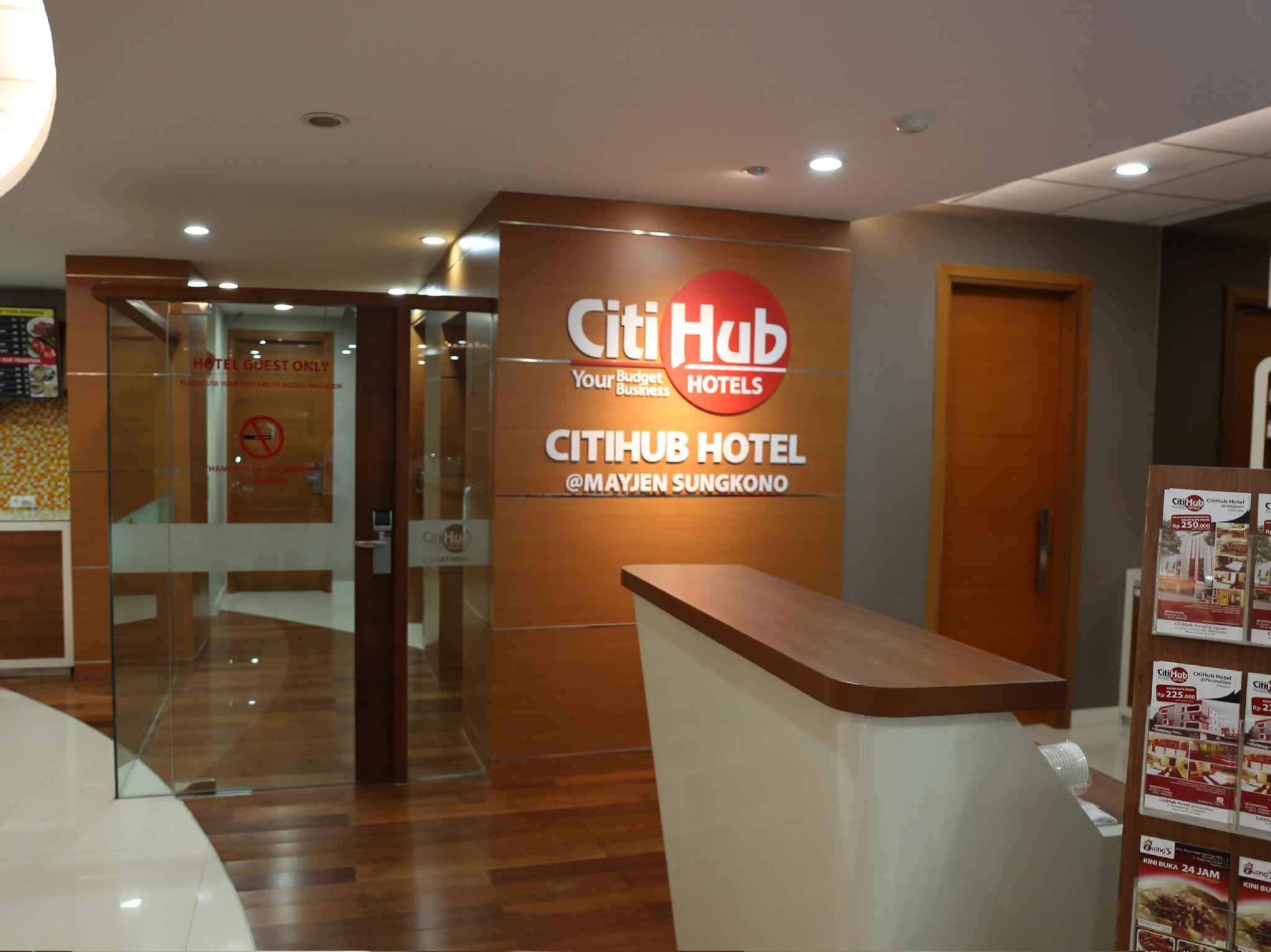Citihub Hotel @Mayjen - Hotels and Accommodation in Indonesia, Asia