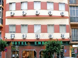 Hotel Embajador  PayPal Hotel Almeria - Costa De Almeria