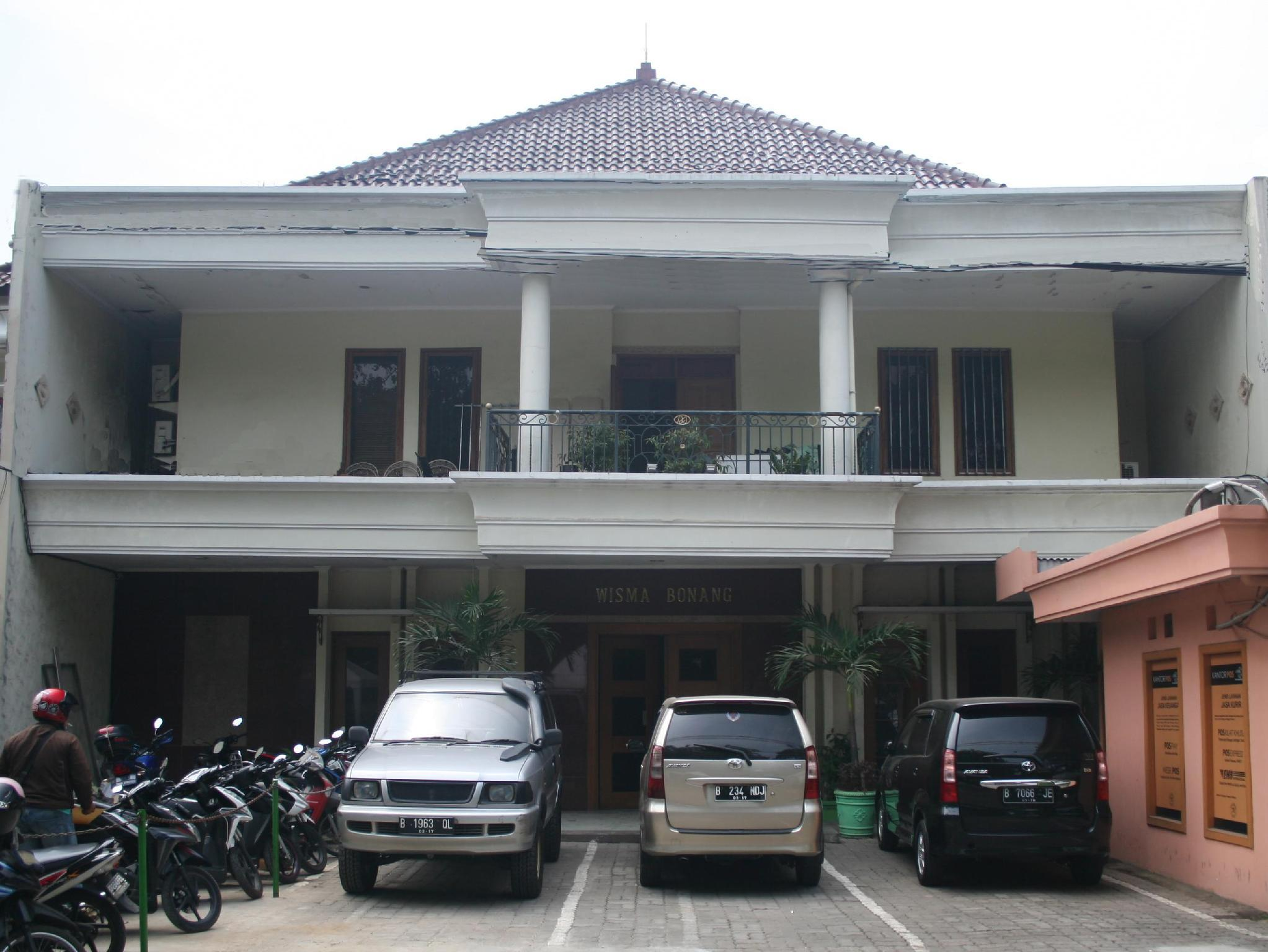 Wisma Bonang Guest House - Hotels and Accommodation in Indonesia, Asia