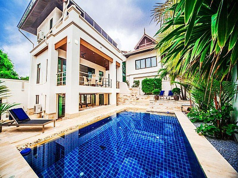 Angels Villa - Hotels and Accommodation in Thailand, Asia