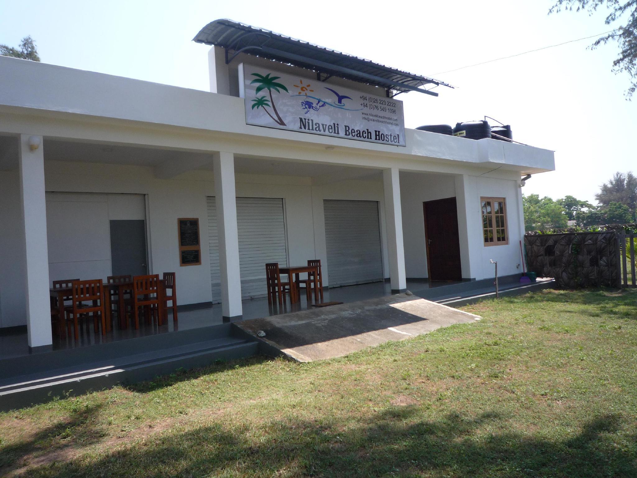 Nilaveli Beach Hostel - Hotels and Accommodation in Sri Lanka, Asia