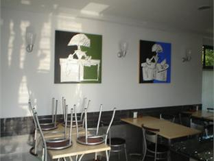 Campo Olivar Hotel Paterna - Coffee Shop/Cafe