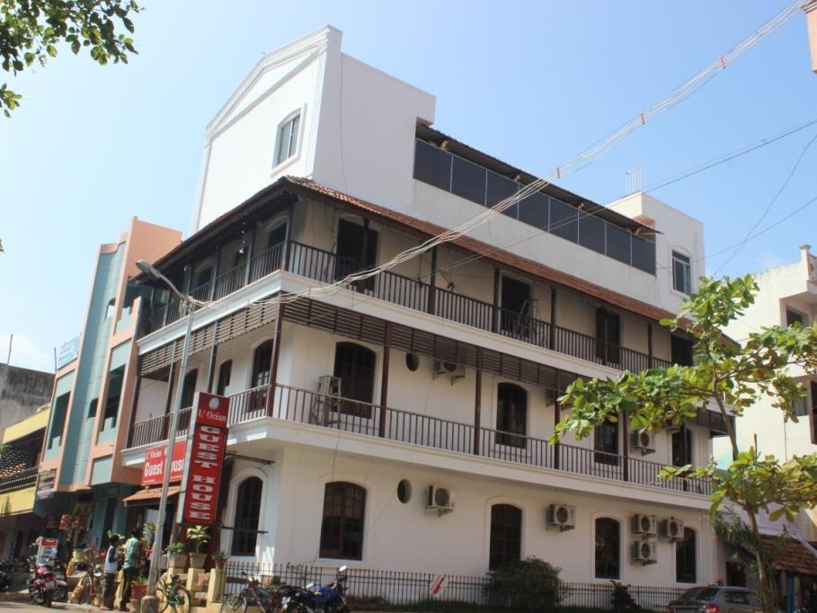 Hotel South Avenue Pondicherry City Center Pondicherry