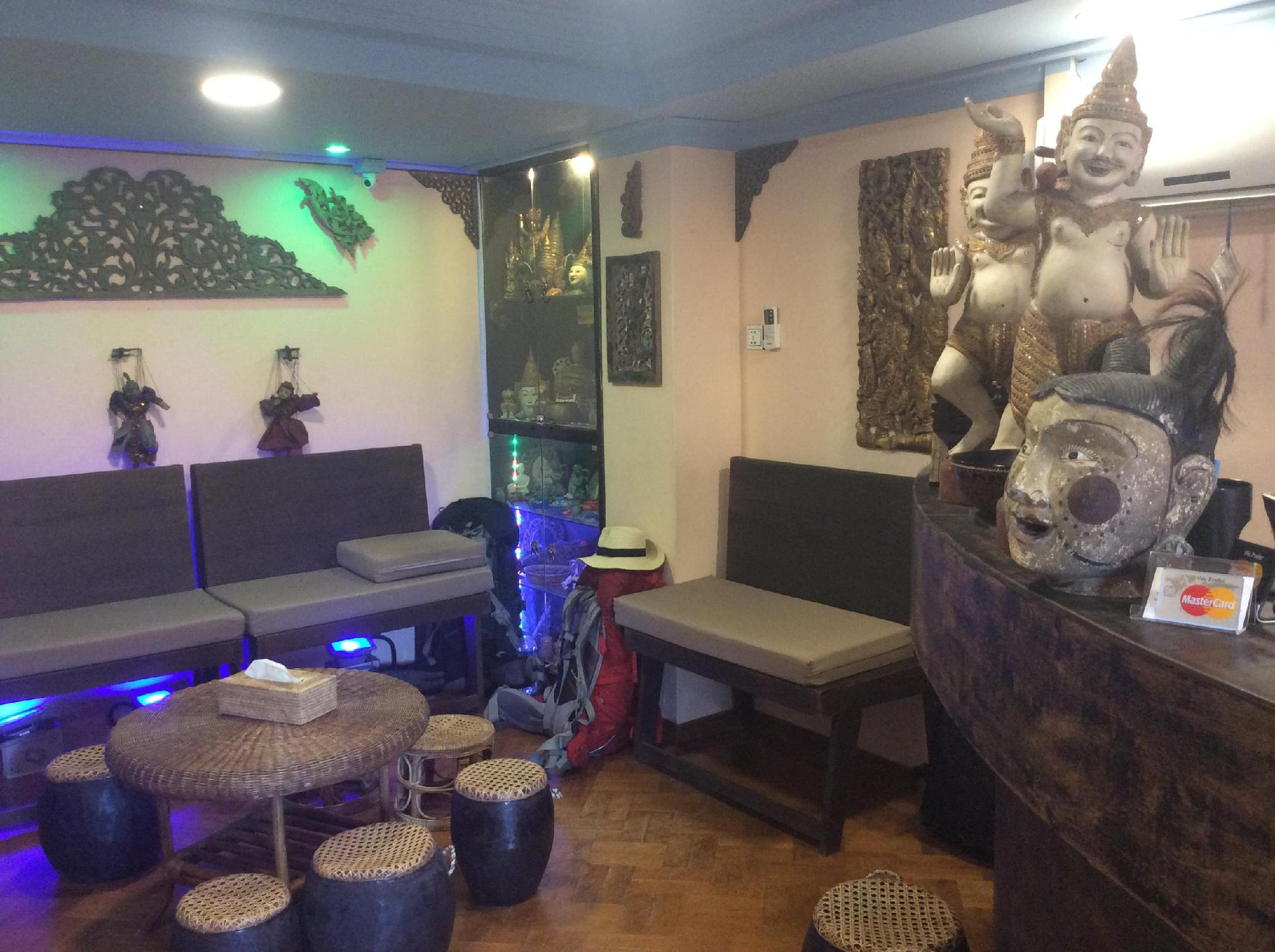 Shannkalay Hostel - Hotels and Accommodation in Myanmar, Asia