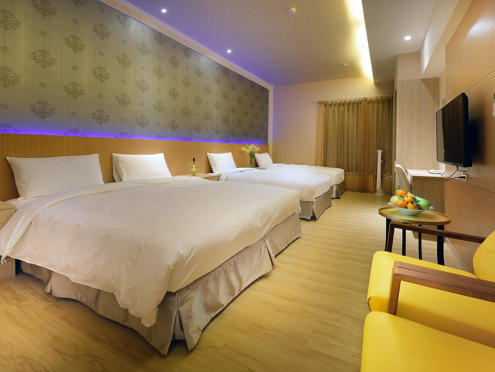 Anho Hotel - Hotels and Accommodation in Taiwan, Asia