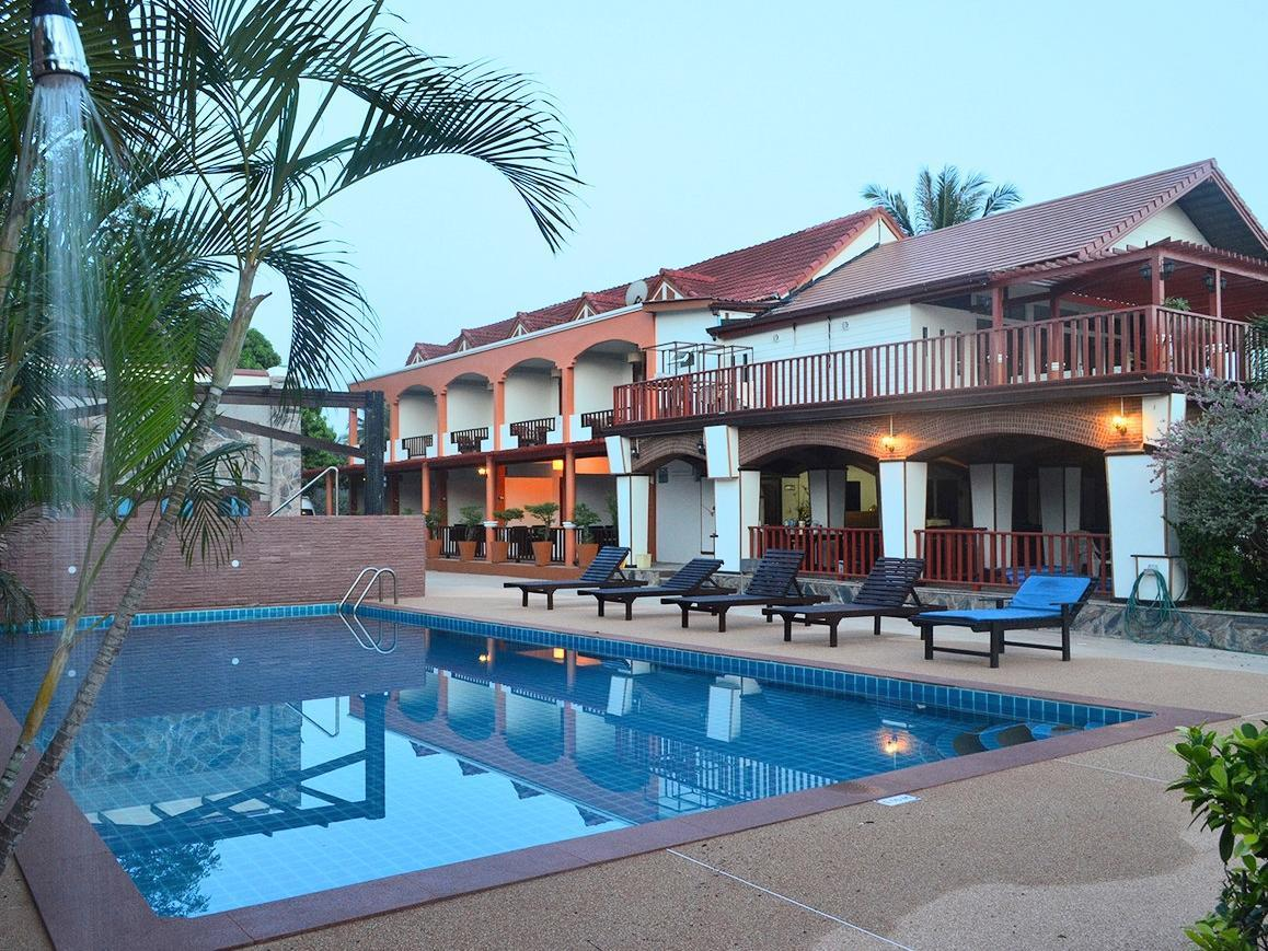 Palm Beach Resort - Hotels and Accommodation in Thailand, Asia