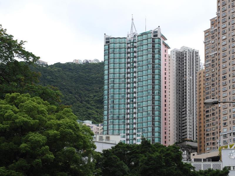 Bishop Lei International Hotel הונג קונג