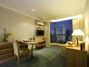 Bishop Lei International Hotel Hongkong - apartma