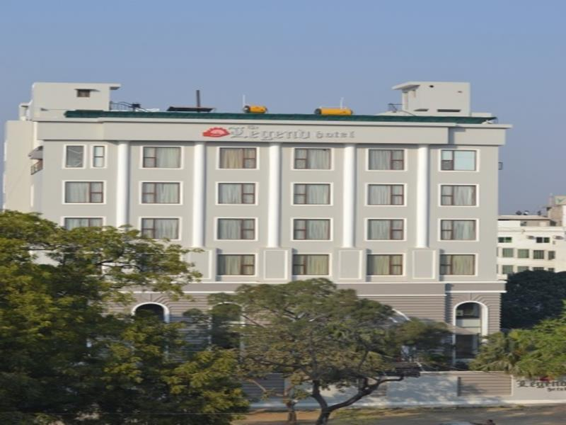 The Legend Hotel - Allahabad