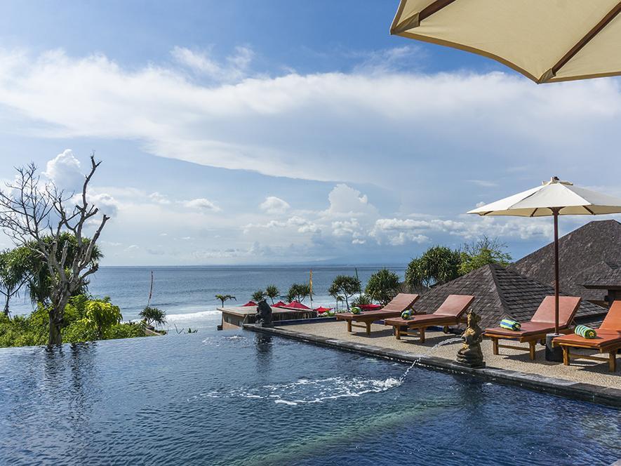 The Ocean Sunset Villa Ceningan - Bali