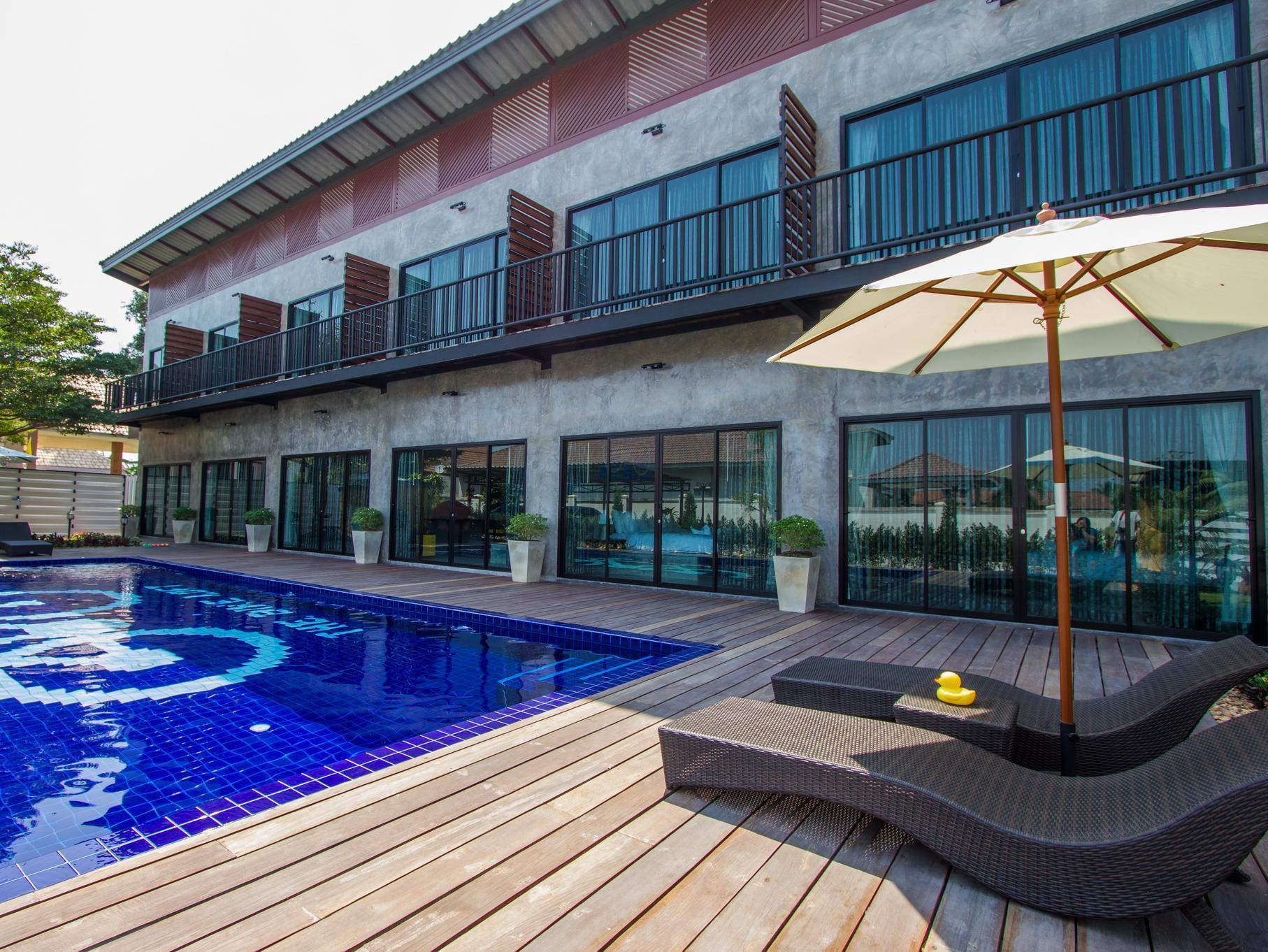 The Bike Loft Hotel - Hua Hin