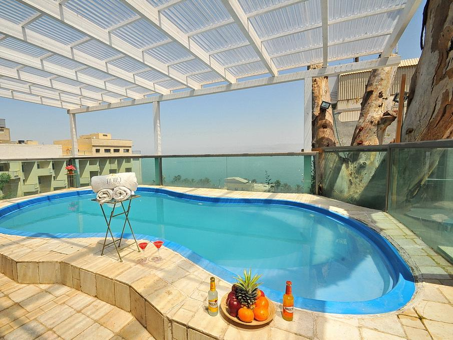 Ahuzat Kinorot - Hotels and Accommodation in Israel, Middle East