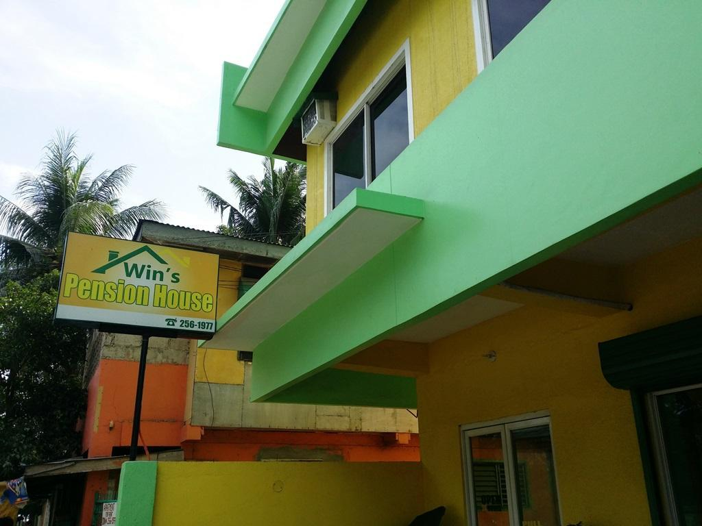 Wins Pension House - Hotels and Accommodation in Philippines, Asia