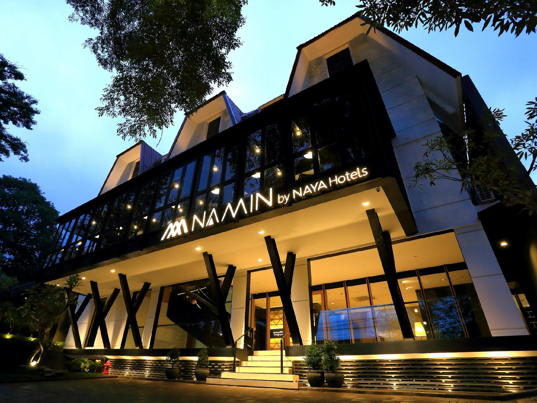 Namin Dago Hotel - Hotels and Accommodation in Indonesia, Asia