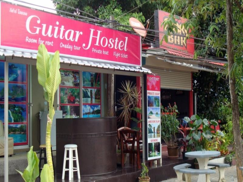 Guitar Hostel - Hotels and Accommodation in Thailand, Asia