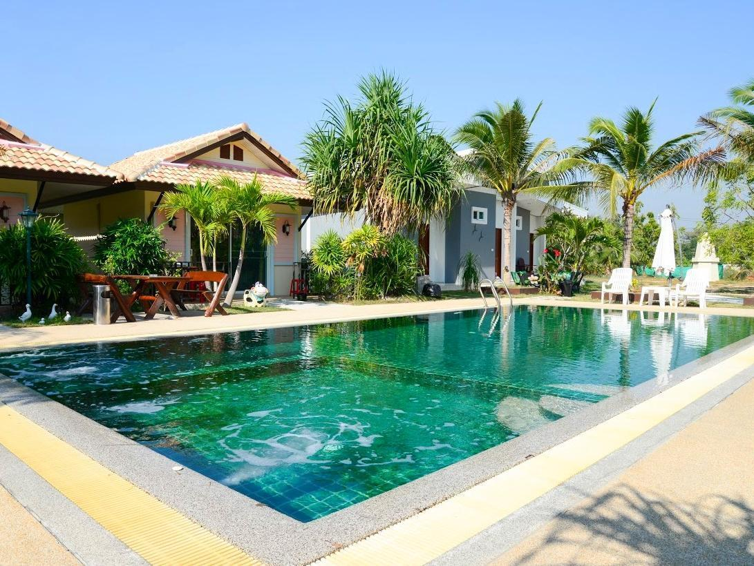 Baan Rai Naam Ing Resort - Hotels and Accommodation in Thailand, Asia
