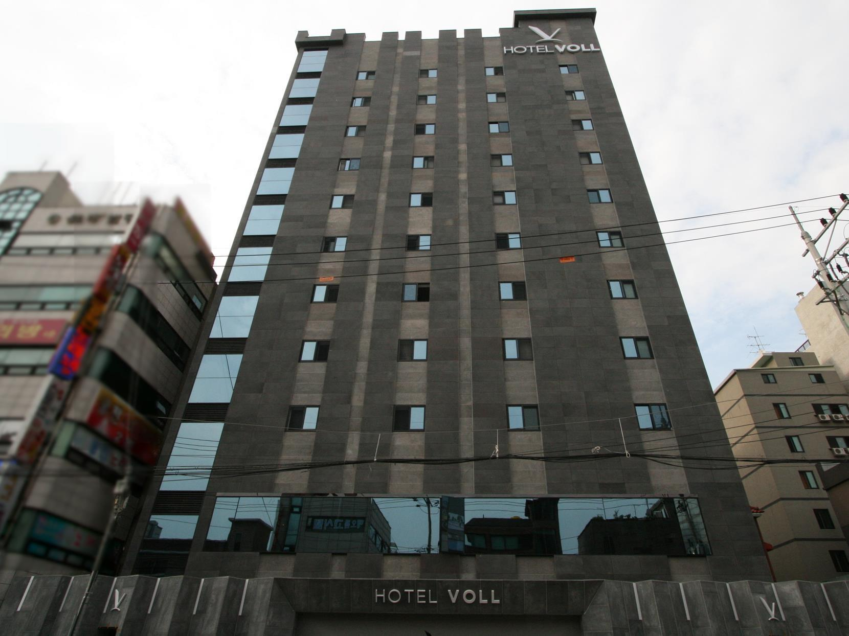 Hotel Voll - Hotels and Accommodation in South Korea, Asia