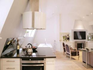 Beautiful 2/3 Bed Triplex Apartment in Central London