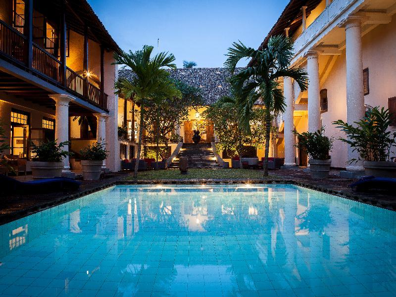 The Galle Fort Hotel - Hotels and Accommodation in Sri Lanka, Asia