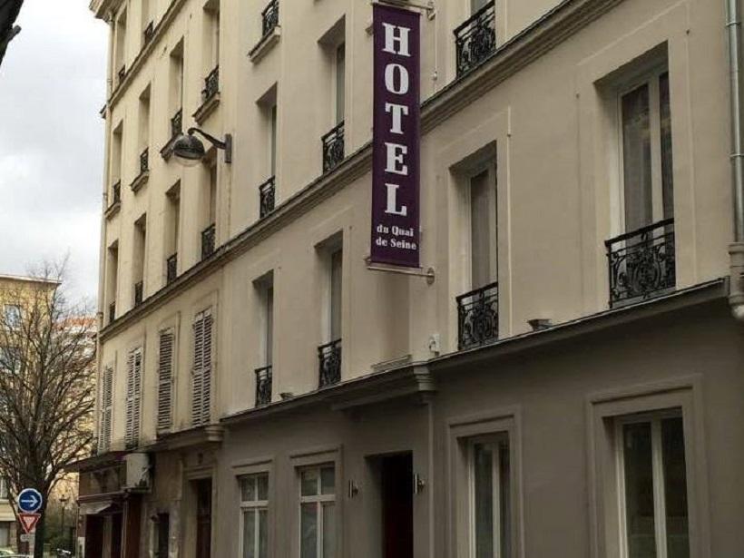 Hotel du Quai de Seine - Hotell och Boende i Frankrike i Europa