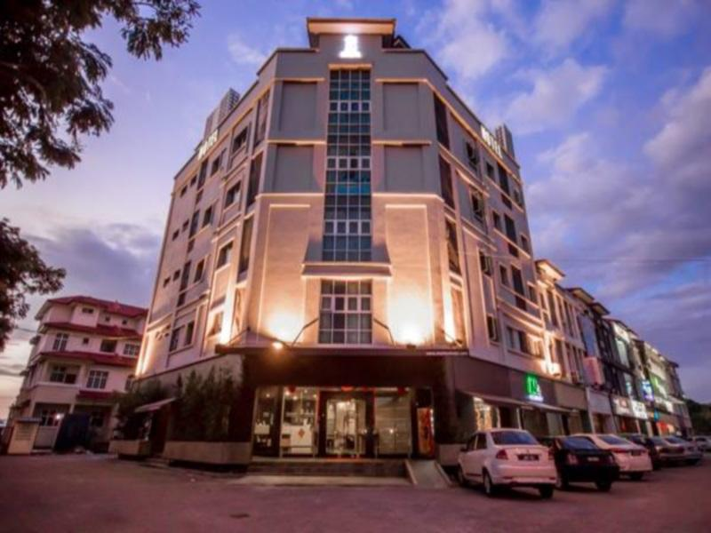 Chariton Hotel Butterworth - Hotels and Accommodation in Malaysia, Asia