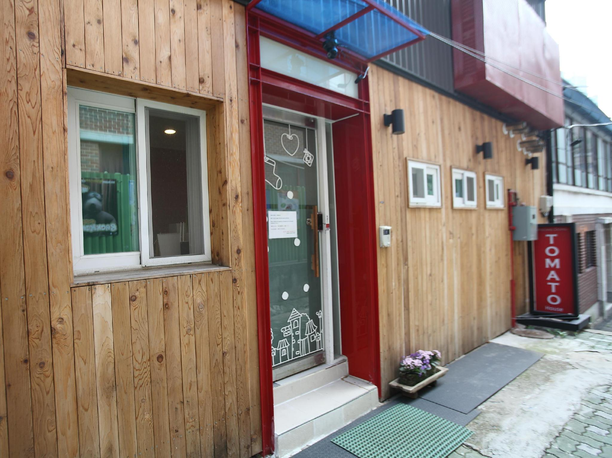 Tomato Guest House - Hotels and Accommodation in South Korea, Asia