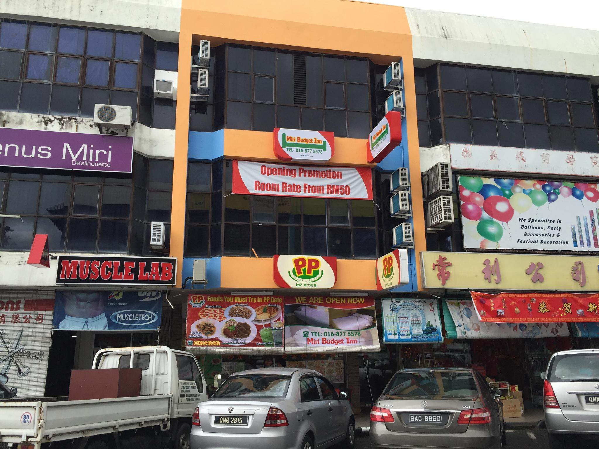 Miri Budget Inn - Hotels and Accommodation in Malaysia, Asia